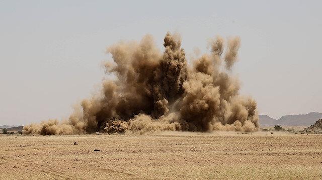 Sudan'da 300 bin ruhsatsız silah imha edildi