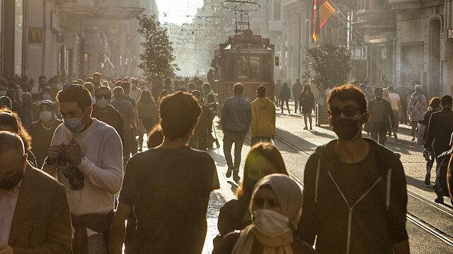Vakaların arttığı İstanbul'dan kuralsız görüntüler