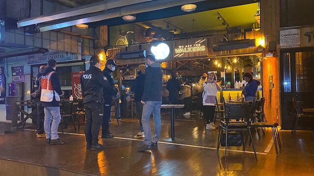İstanbul'da mekanlara koronavirüs denetimi: Teker teker incelendi