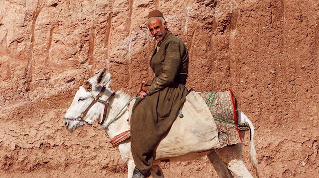 İran'ın mistik köyü Palangan 🧡