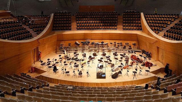 194 senelik Cumhurbaşkanlığı Senfoni Orkestrasının yeni binası açılışa hazır🎺
