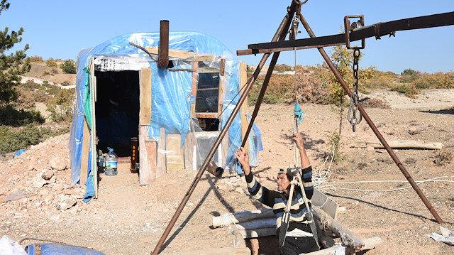 Eskişehir'in 'beyaz altın'ına talep yağıyor: Yerin 100 metre altından çıkarılıyor
