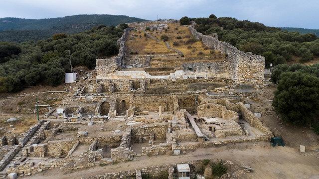 Tarihe yeni bir kapı açıldı: 1500 yıllık 4 sarnıç bulundu