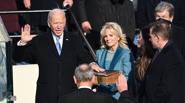 Başkan Biden'ın yemin töreni ve sonrası Washington