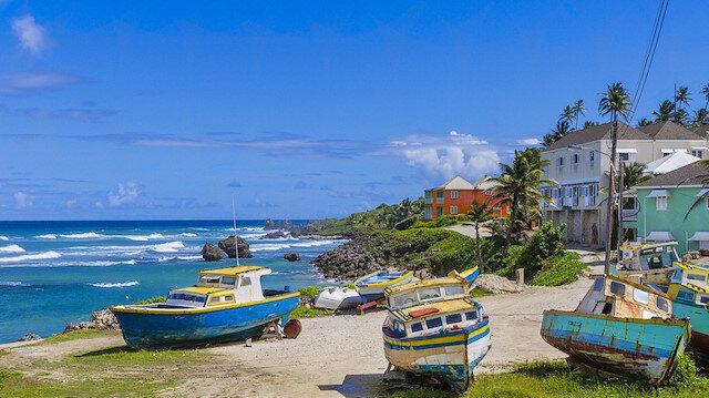 Barbados'tan turizme COVID-19 ayarı: 'Evden değil Karayipler'den çalışın'