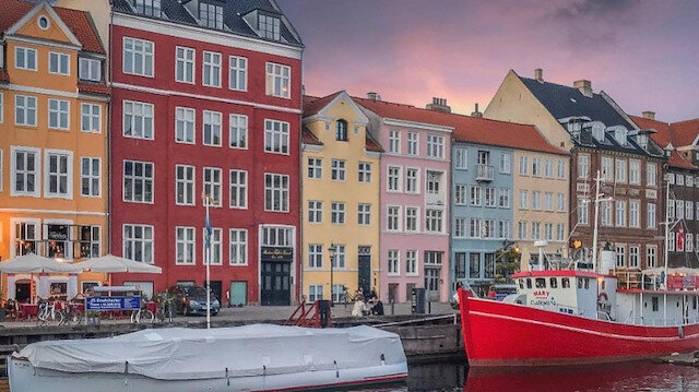 Burası dünyanın en barışçıl ülkelerinden biri: Danimarka 🏘