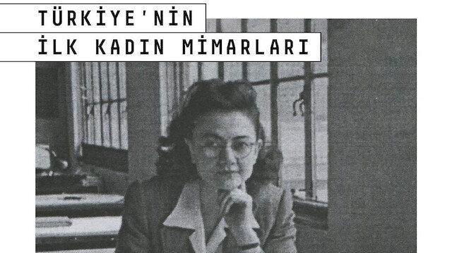 Türkiye'nin ilk kadın mimarları