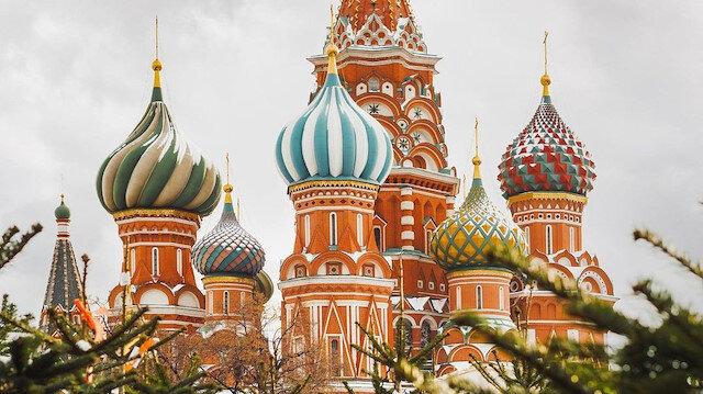 Rusya'nın masal diyarı: Moskova 🏰