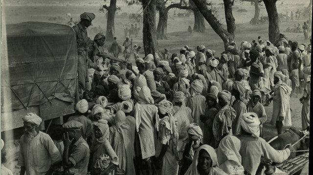 Hindistan Müslümanlarının 1947 yılındaki büyük göçü