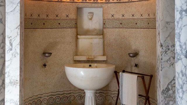 Farklı tarzlardaki banyolar