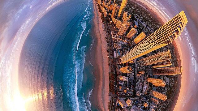 360 panorama fotoğraflarıyla dünya kentleri