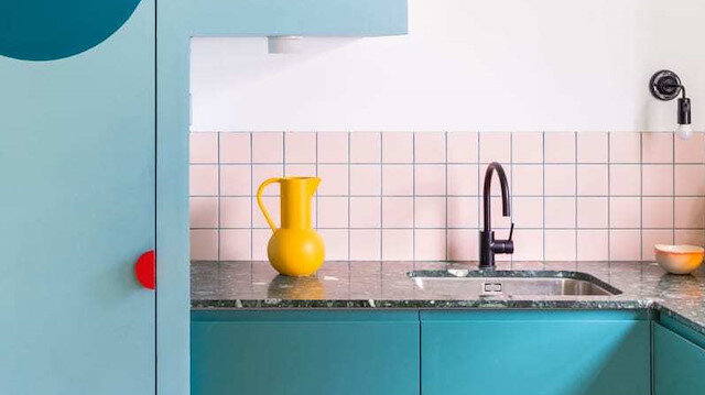 Farklı tarzlardaki mutfaklar
