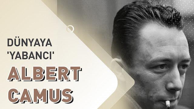 Dünyaya 'Yabancı' Albert Camus hakkında kısa kısa…