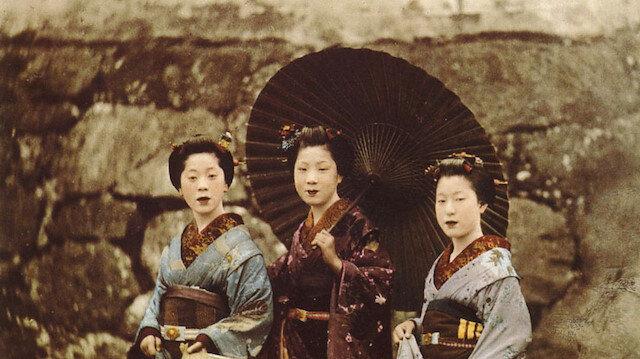 Felice Beato'nun Asya fotoğrafları