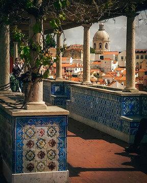 İstanbul gibi yedi tepeye kurulu Lizbon ✨