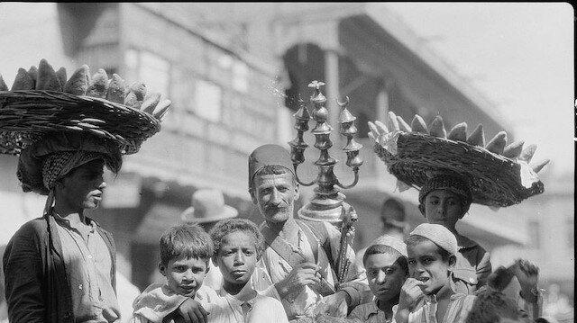 1930'larda Bağdat'ta günlük yaşam