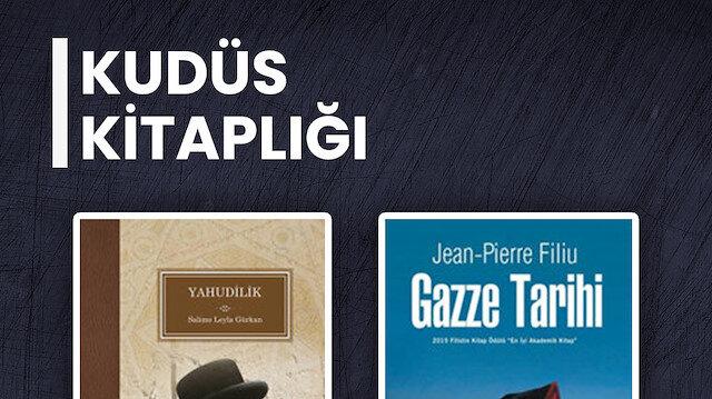 Kudüs'ü ve tarihini merak edenler için kitap listesi