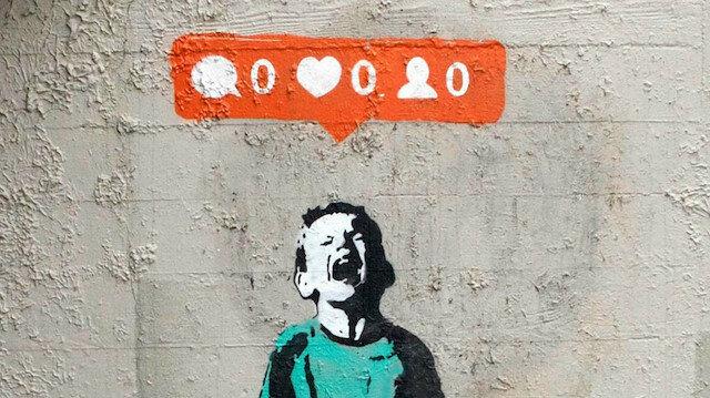 Banksy Filistin'de