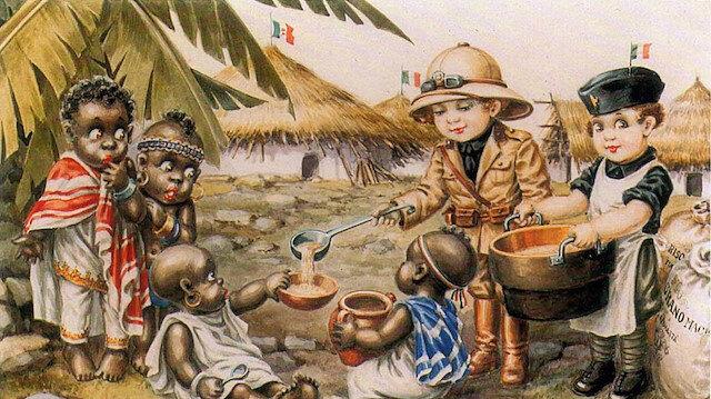Batı'nın karanlık geçmişinden sömürge kartpostalları (1890-1914)