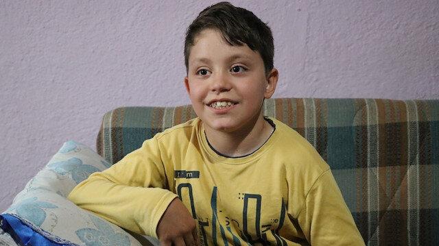 12 yaşındaki çocuk ailesinin hayatını kurtardı