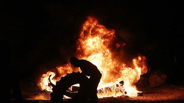"""Batı Şeria'dan yükselen direniş ateşi: """"Gece karmaşası"""""""