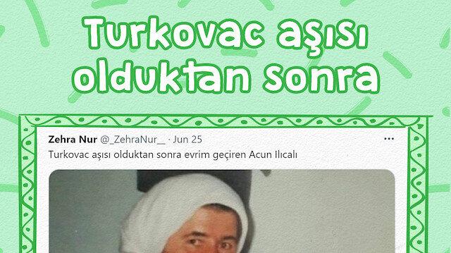 Turkovac aşısı akımına hoş geldiniz