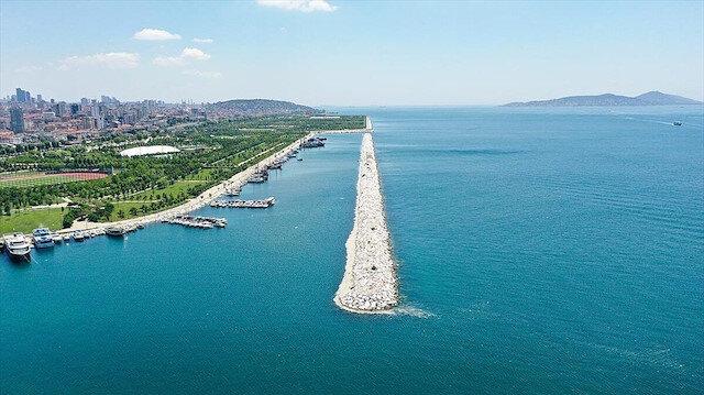 Marmara Denizi'nde son durum uzaydan görüntülendi: Müsilajdan temizlendi