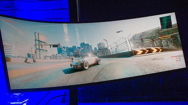 Oyunculara hitap eden Samsung Odyssey Neo G9 tanıtıldı