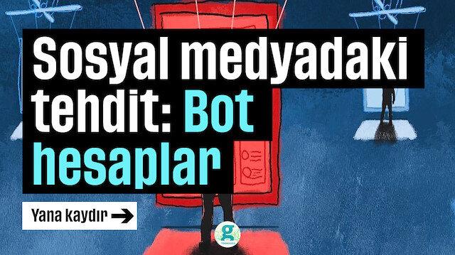 Sosyal medyadaki tehdit: Bot hesaplar 🤖