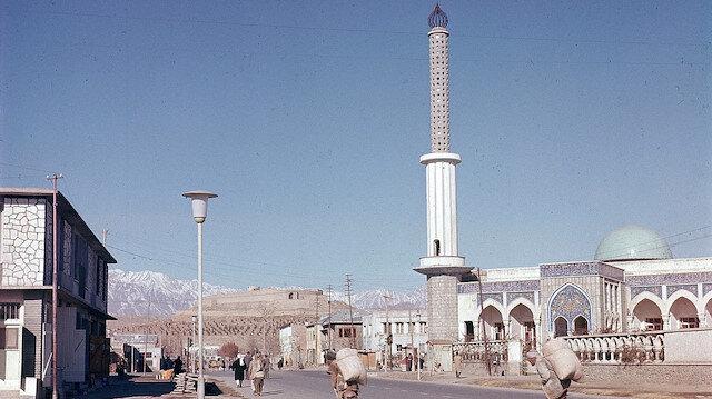 1950'li ve 60'lı yıllarda Afganistan