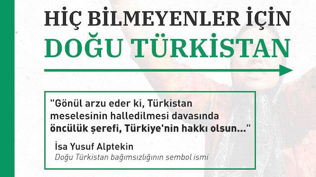 Hiç bilmeyenler için Doğu Türkistan kılavuzu