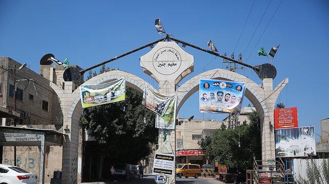 İsrail polisinin girmeye çekindiği Batı Şeria'nın Gazze'si: Cenin Mülteci Kampı