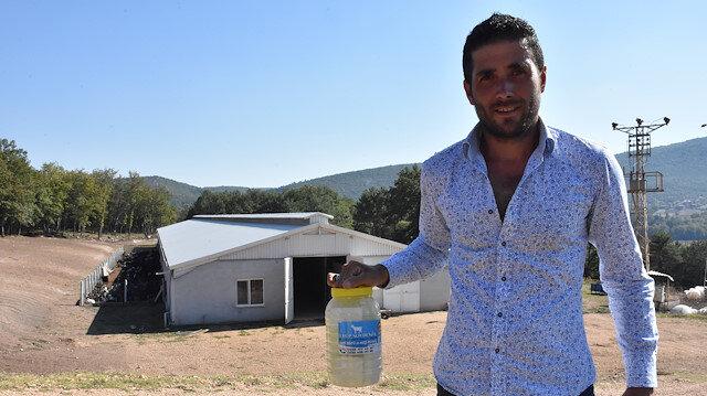 AVM yöneticiliğini bırakıp köyünde peynir üretmeye başladı