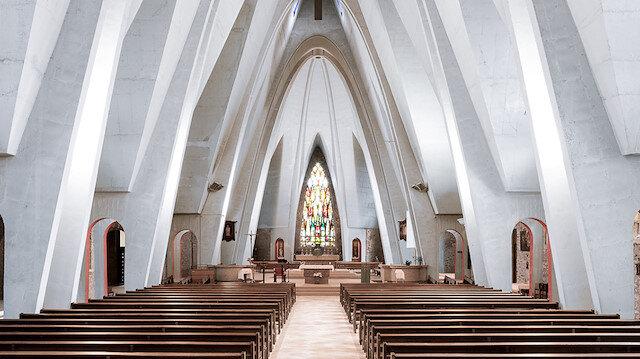 Avrupa'nın modern kiliseleri