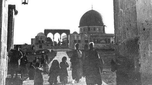 İngiliz ajan Gertrude Bell'in objektifinden Orta Doğu'daki tarihî mekânlar