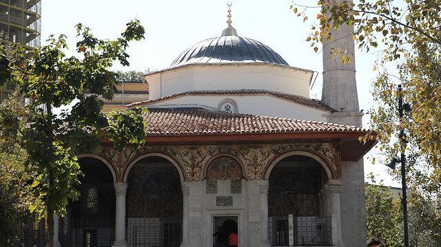 Diktatör Enver Hoca'nın yıkımından kurtulan bir Osmanlı yapısı: Ethem Bey Camii