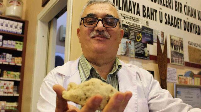 Ciltteki ölü hücreleri ve bakterileri temizliyor: Kilosu 4 bin lira