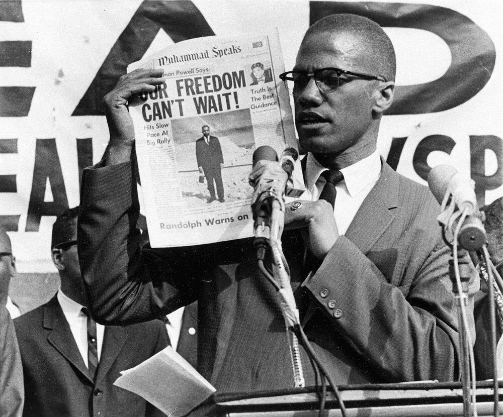evaluating the influence of malcolm x in the civil rights movement