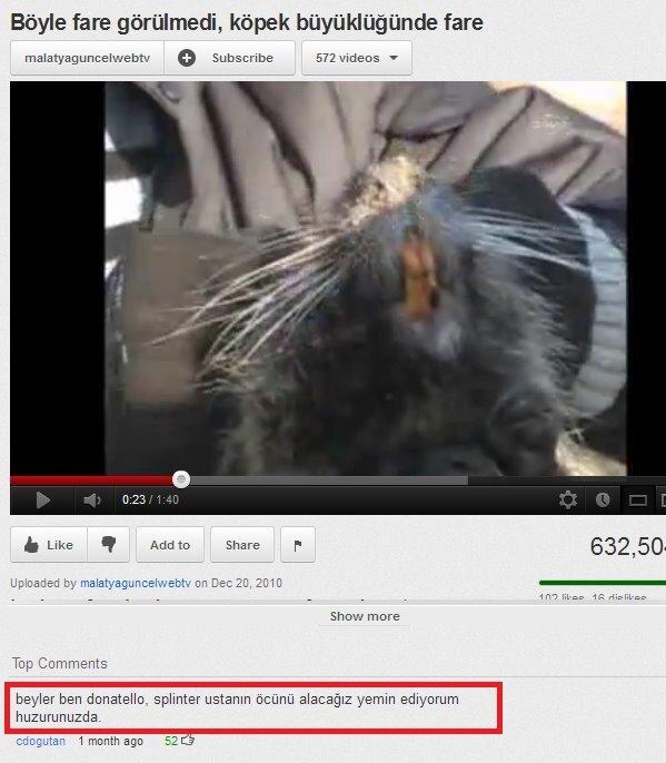 Trollerin atası: YouTube'da yapılan en komik 10 yorum