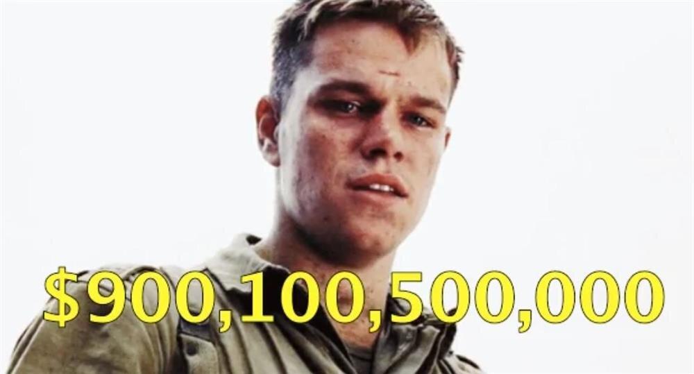 Hollywood yapımcılarının kurtarmak için 900 milyar dolar harcadığı yıldız: Matt Damon