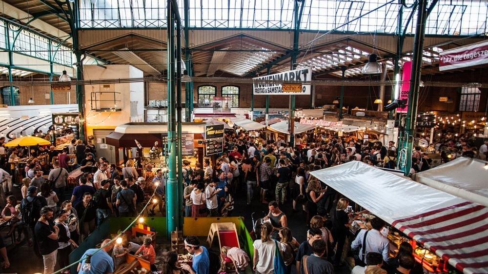 Avrupa'nın en iyi 10 yiyecek festivali