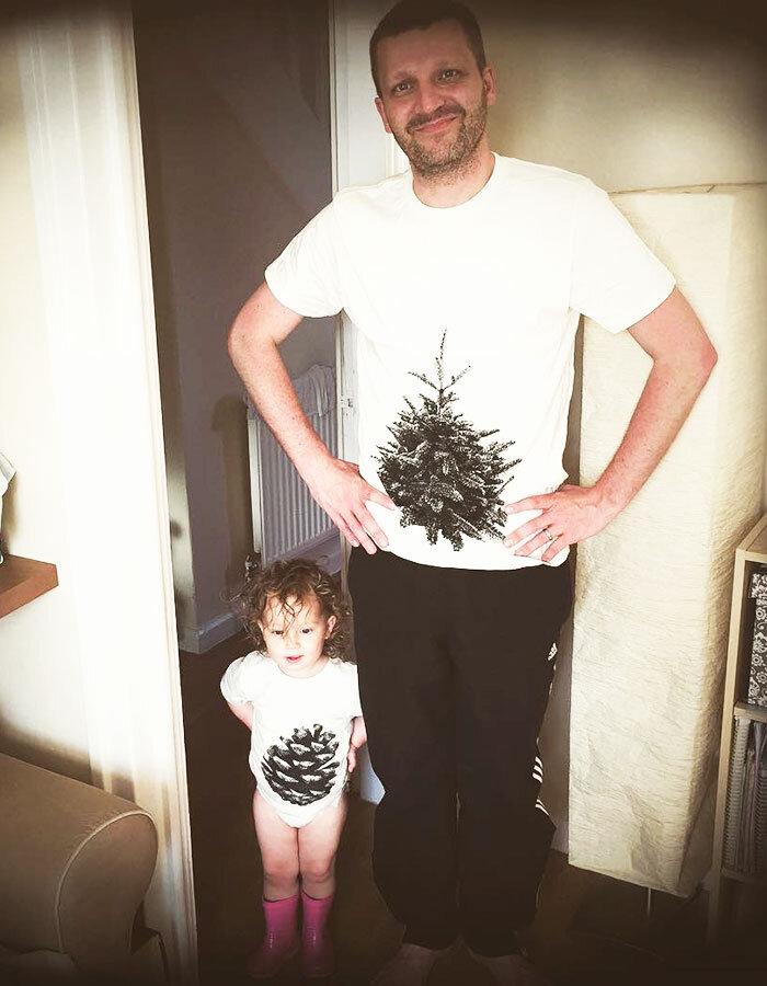 Zeka küpü anne babalardan espri ve sevgi dolu 10 tişört