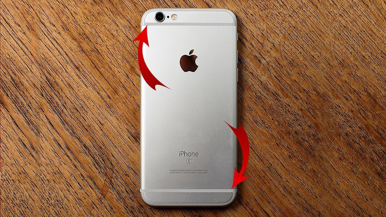 iPhone'larda arka kısımdaki çizgiler aslında ne işe yarıyor?