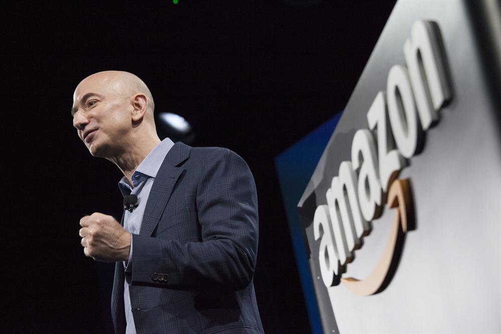 8 saatliğine dünyanın en zengini olarak adını herkese duyuran adam: Jeff Bezos