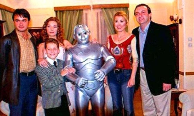 İyi Aile Robotu