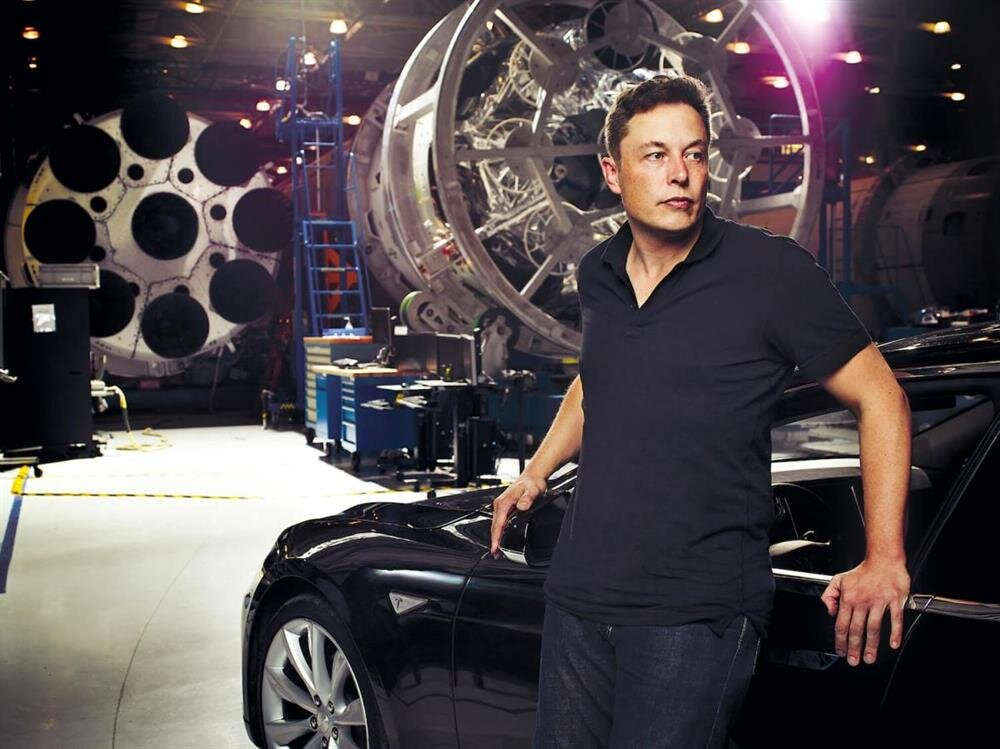 Elon Musk'ın başında olduğu dev şirketler