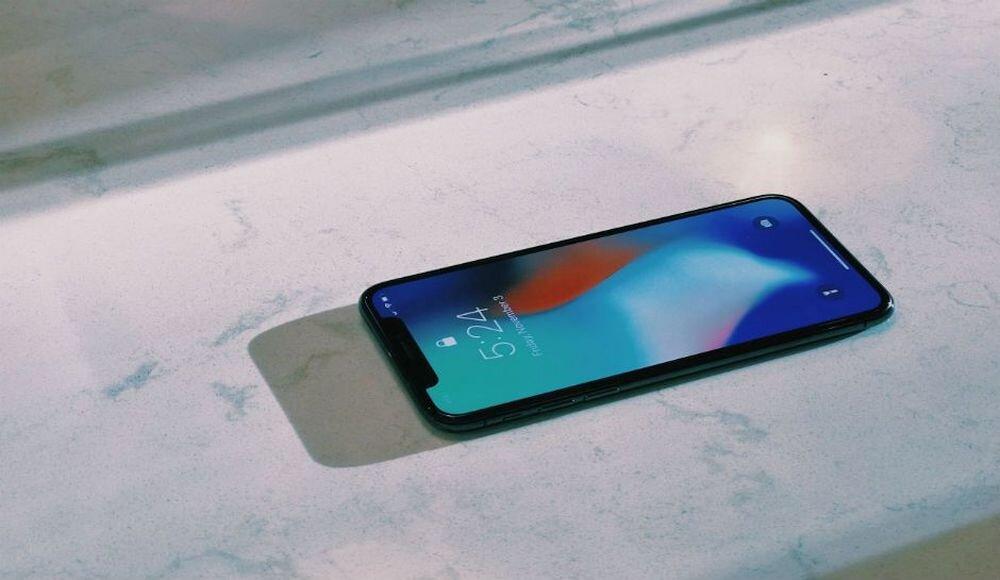 iPhone X'in ekranı soğuk havada çalışmayı bırakıyor