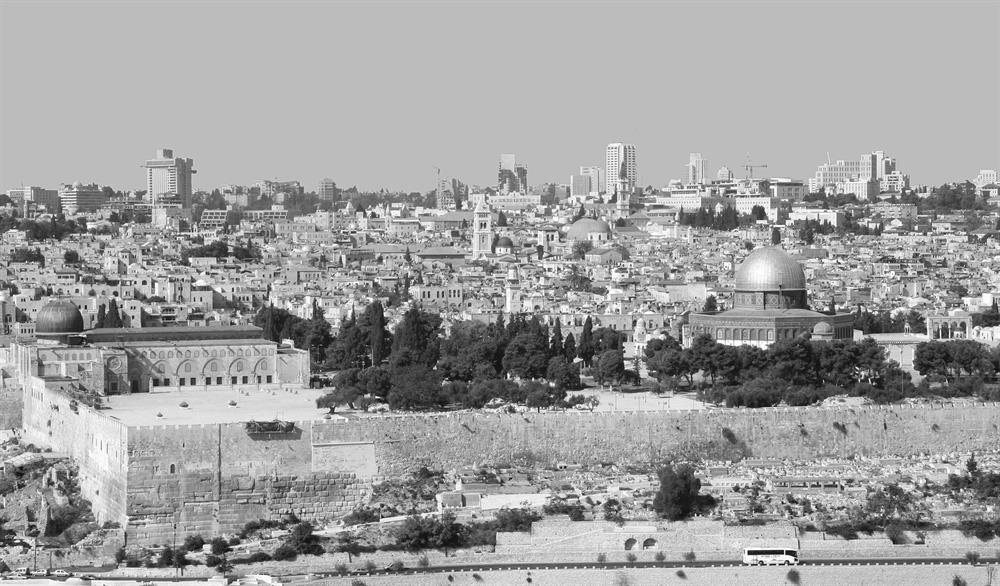 Tartışmaların odağındaki Kudüs'e Türklerin ziyareti arttı
