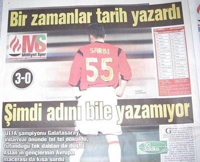 Unutulmaz gazete manşetleri!