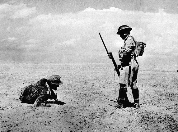 Birinci Dünya Savaşı'ndan Irak işgaline: 5 savaşta objektiflere yansıyan 20 fotoğraf
